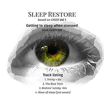 Sleep Restore Based on EMDR, Vol. 1