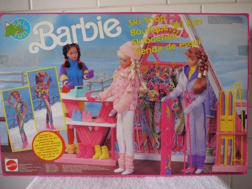 Mattel Barbie Sky Shop Boutique