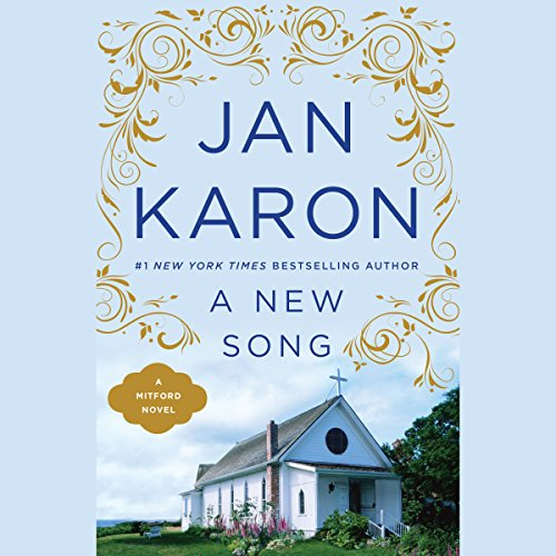 A New Song     Mitford, Book 5              De :                                                                                                                                 Jan Karon                               Lu par :                                                                                                                                 John McDonough                      Durée : 17 h et 27 min     Pas de notations     Global 0,0