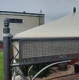Ersatzdach für Pavillon Romeo Elegance