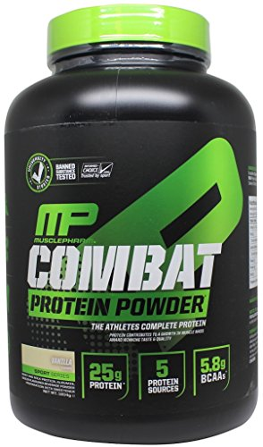 MusclePharm Combat Protein Powder (4 lbs) Chocolate Peanut Butter Cup, 1.814 kg MP_1000011670#198