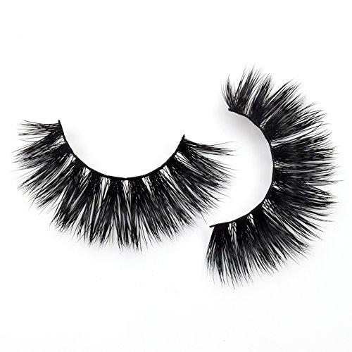 Visofree Mink Eyelashes High Volume Noire mink lash/False Eyelashes