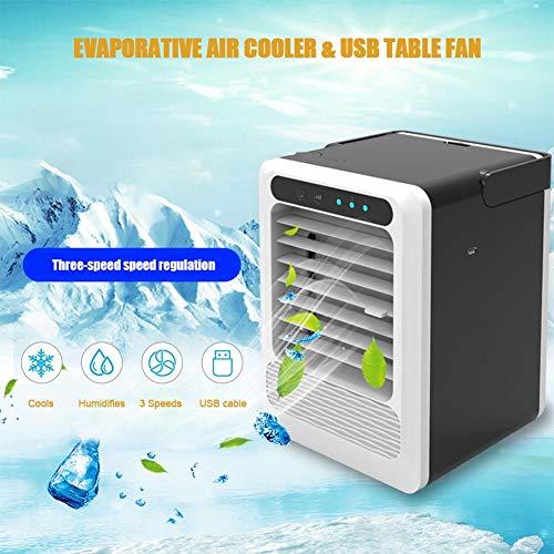 Eruditter Pkw Klimaanlage , Auto Kfz Lüfter Auto Nach Hause Tragbar USB Kleiner Lüfter Klimaanlage Fan Für Auto