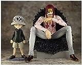 JXXDDQ Modelo de Juguete de una Pieza Pop Corason Infancia Luo Escena clásica Juguete Anime Modelo muñeca