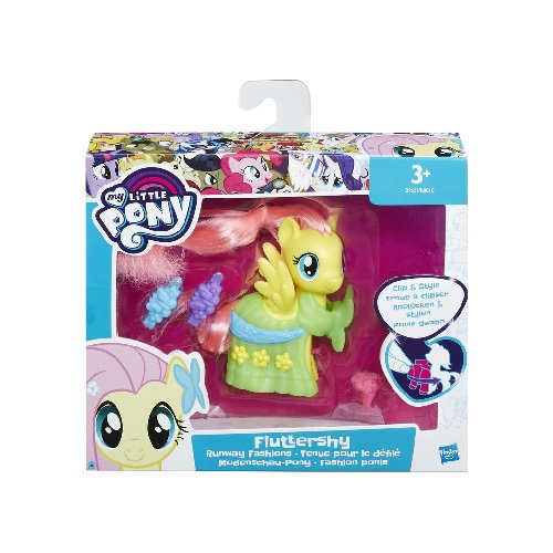 My little Pony Hasbro Runway Fashions - Fluttershy (B9621)