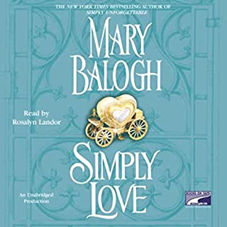 Simply Love audiobook cover art