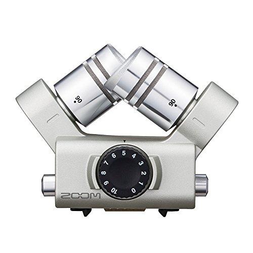 ZOOM ズーム ポータブルレコーダーマイク H6/H5/Q8用XYマイクカプセル XYH-6
