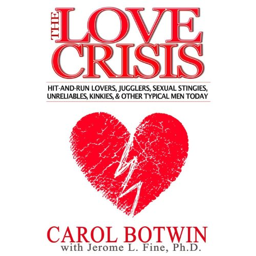 The Love Crisis audiobook cover art