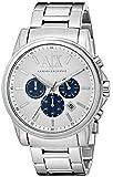 AX ARMANI EXCHANGE Men's AX2500 Silver Watch