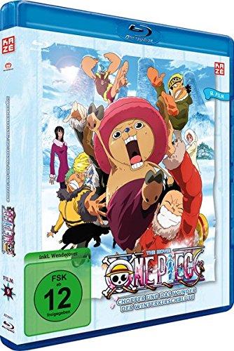 One Piece: Chopper und das Wunder der Winterkirschblüte - 9. Film - [Blu-ray]