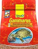 Tetra Gammarus – Aliment 100% naturel pour tortues aquatiques – Crevettes séchées - Riche en calcium, fibres et sels...