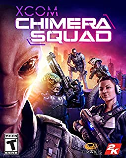 XCOM: Chimera Squad Standard - PC [Online Game Code] (B087D2PKBX) | Amazon price tracker / tracking, Amazon price history charts, Amazon price watches, Amazon price drop alerts
