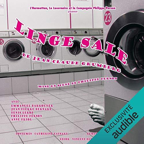 Linge Sale audiobook cover art