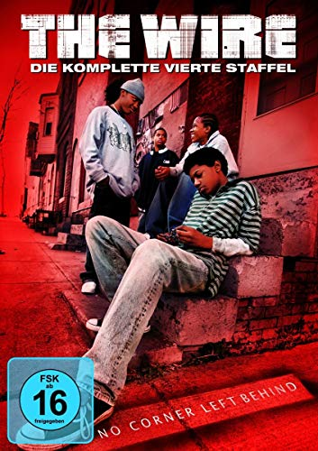 The Wire - Die komplette vierte Staffel [5 DVDs]