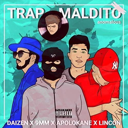 9mm & Anomalous feat. Apolo Kane, Lincon & Dimelo Daizen