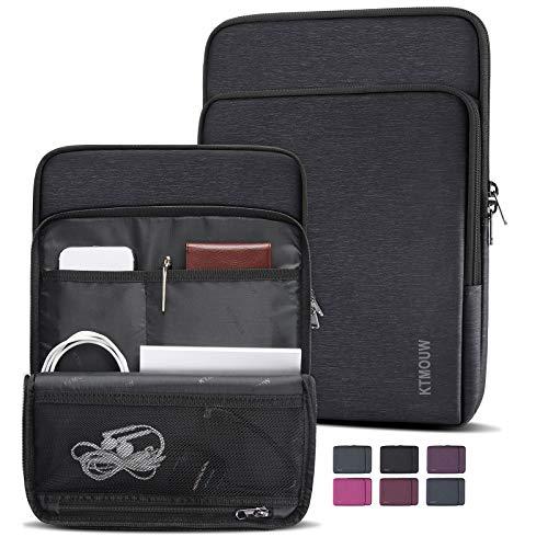 KTMOUW Funda Portatil 14 Pulgada Impermeable Funda Ordenador Notebook Tableta Maletin de Bolsa para MacBook Pro/ ASUS/HP/DELL/Lenovo/Acer