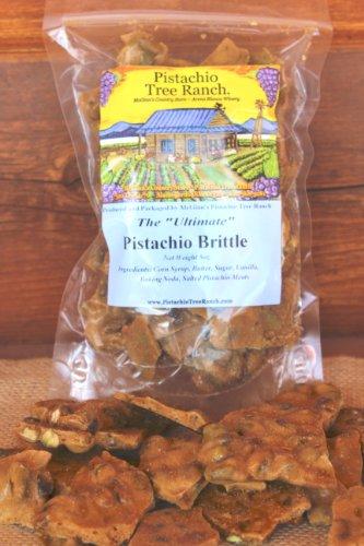 The Ultimate Pistachio Brittle