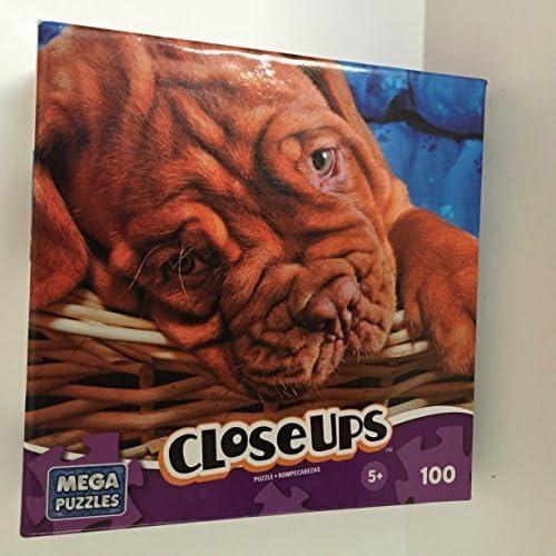 ventas en linea Close Ups Tulip Puppy 100 100 100 Piece Puzzle by Mega Puzzles  están haciendo actividades de descuento