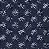 Hans-Textil-Shop Stoff Meterware Jurassic World T-Rex