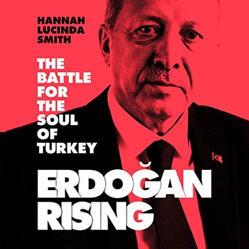 Erdogan Rising audiobook cover art