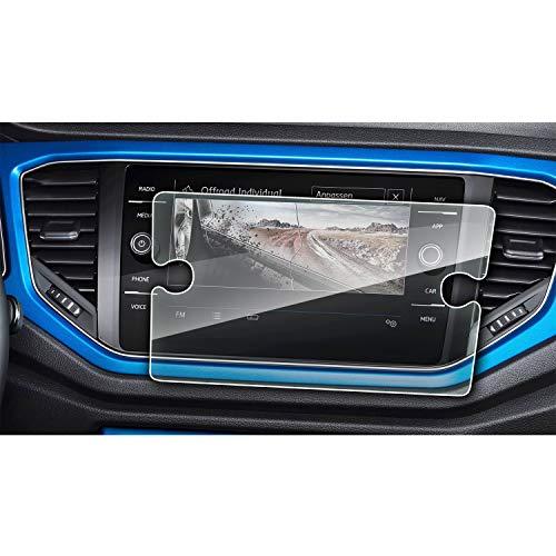 YEE PIN 2017 2018 2019 2020 T R o c Pellicola protettiva Navigazione Protezione schermo antigraffio Trasparente - Vetro temperato Smooth Touch Antipolvere