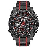 Bulova Men's Chronograph Quartz Watch with Stainless Steel Strap 98B313