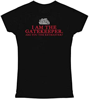 Best i am the gatekeeper are you the keymaster Reviews