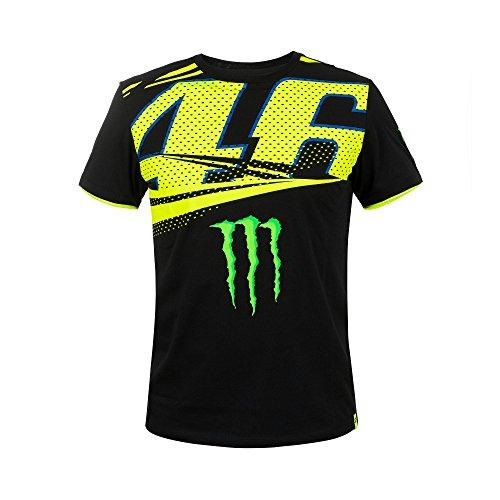 VR Monster T-shirt Noir Taille S