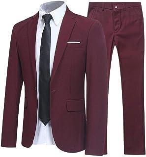 Men British Gentleman Luxury Men Clothing Trajes Novio Conjunto de Boda Blazers clásicos Vintage Hombre