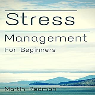 Stress Management for Beginners cover art