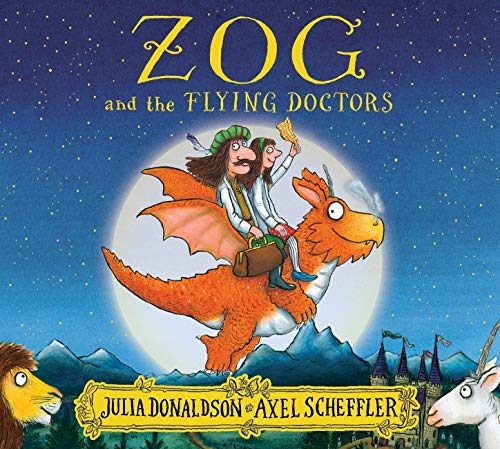 Zog and the Flying Doctors: 1