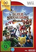Nintendo Super Smash Bros. Brawl, Wii - Juego (Wii, Nintendo Wii, Acción / Lucha, Sora, E12 + (Everyone 12 +), DEU, Básico)