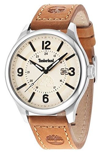 Timberland Herren-Armbanduhr Blake Analog Quarz TBL.14645JS/07