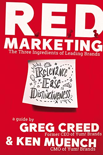 R.E.D. Marketing: The Three Ingredients of Leading Brands (English Edition)