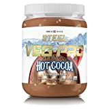 Steel Supplements Veg-PRO Vegetable Pea Protein Isolate Powder Supplement Natural Organic Vegan 1.5 Pounds (Hot Cocoa)