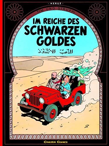 Tim und Struppi 14: Im Reiche des Schwarzen Goldes (14)