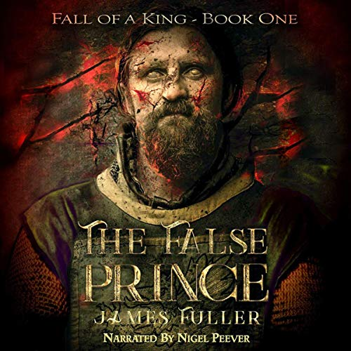 The False Prince Audiobook By James Fuller cover art