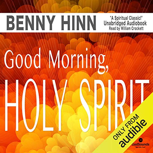 Good Morning, Holy Spirit audiobook cover art