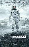 Tainsi Interstellar-póster, 12 x 18 pulgadas, 30 x 46 cm