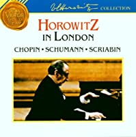 In London by Horowitz (2002-02-11)