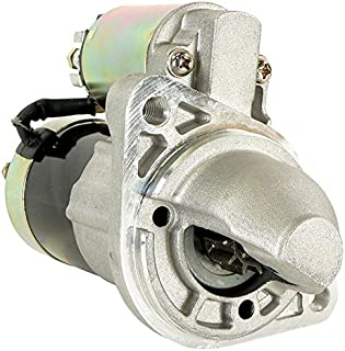 DB Electrical SMT0303 Starter For Saab 9-3 9-5 2.0L 2.3L 3.0L 02 03 04 05 06 07 08 09, (2.0 2.3 3.0)