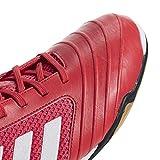 Adidas Copa Tango 18.3, Zapatillas de fútbol Sala para Hombre, Naranja (Correa/Ftwbla/Negbás 000), 39 1/3 EU
