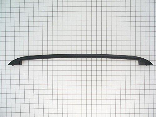 WB15X10047 GE Range Handle Door (blk)