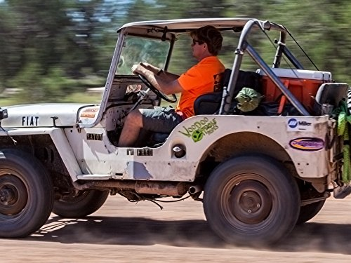 2015 Cheap Truck Challenge '50 Willys Jeep vs '64 Dodge power Wagon vs Kia Sportage vs '60 Jeep CJ5
