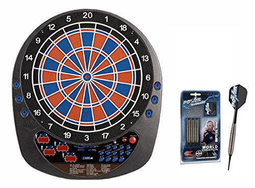 Elektronik Dartscheibe Future + Target Phil Taylor Power Silverlight Softdarts