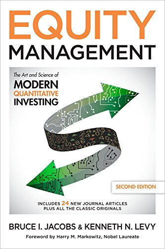 Jacobs, B: Equity Management: The Art and Science of Modern