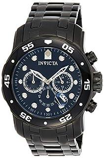 Invicta Pro Diver - SCUBA 0076 Reloj para Hombre Cuarzo - 48mm (B004805YJA) | Amazon price tracker / tracking, Amazon price history charts, Amazon price watches, Amazon price drop alerts