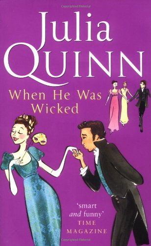 By Julia Quinn When He Was Wicked (New Ed) [Paperback]