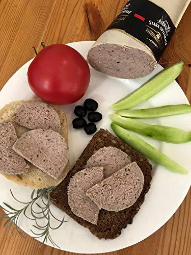 Leckere Leberwurst/Leberpastete aus der alten Speisekammer ca. 1kg