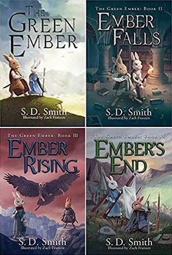 The Green Ember Series, 4-Book Set